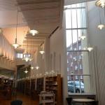 Vallila library — прекрасный образец архитектуры