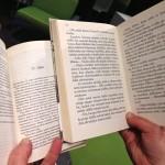Разница обычного издания и версии для слабовидящих людей